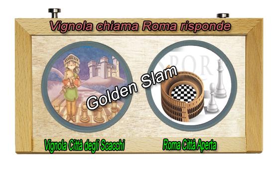 Golden Slam! in combinazione con il Festival di Vignola