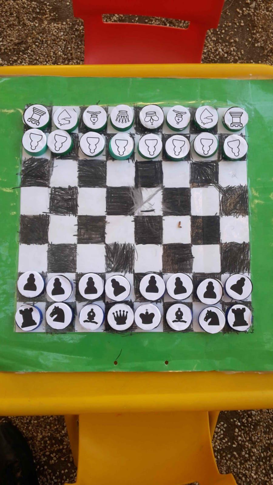 La giornata degli scacchi nel V Municipio