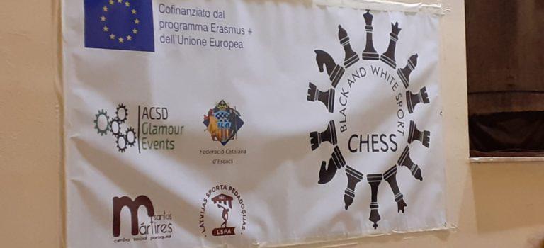 COSTITUITA IN ITALIA LA RETE EUROPEA PER GLI SCACCHI A SCUOLA