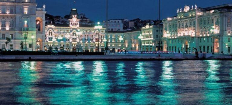 La magia degli scacchi a Trieste.