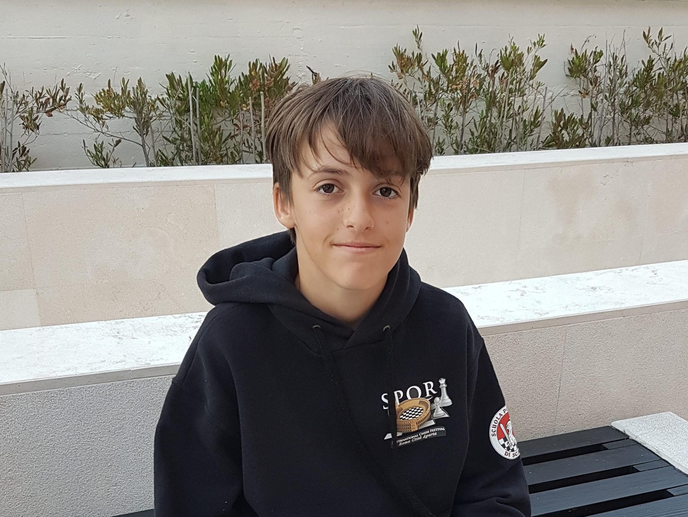 Una giovane sorpresa al 2° Torneo Sociale 2018