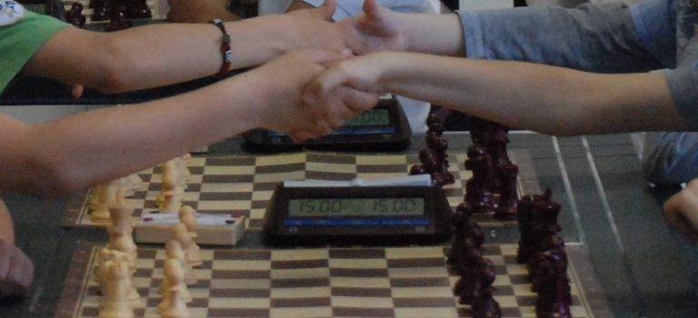 Laboratorio di scacchi per l'integrazione sociale